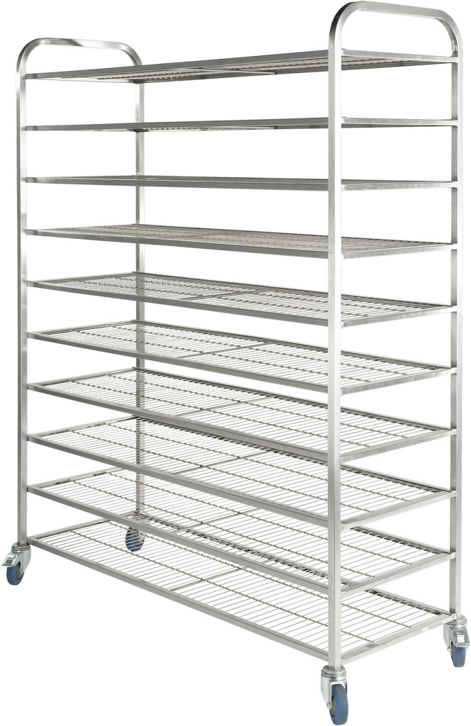 Stainless Steel Cooling Racks And Other Exbake